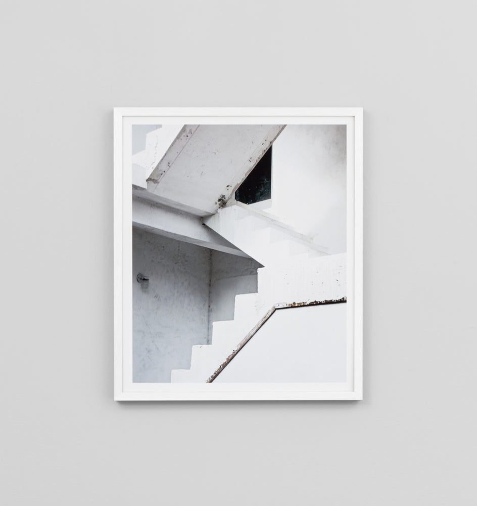 Middle of Nowhere Stairs Print (4546222817364)