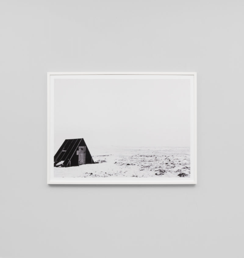 Middle of Nowhere Cabin Print (4545507262548)