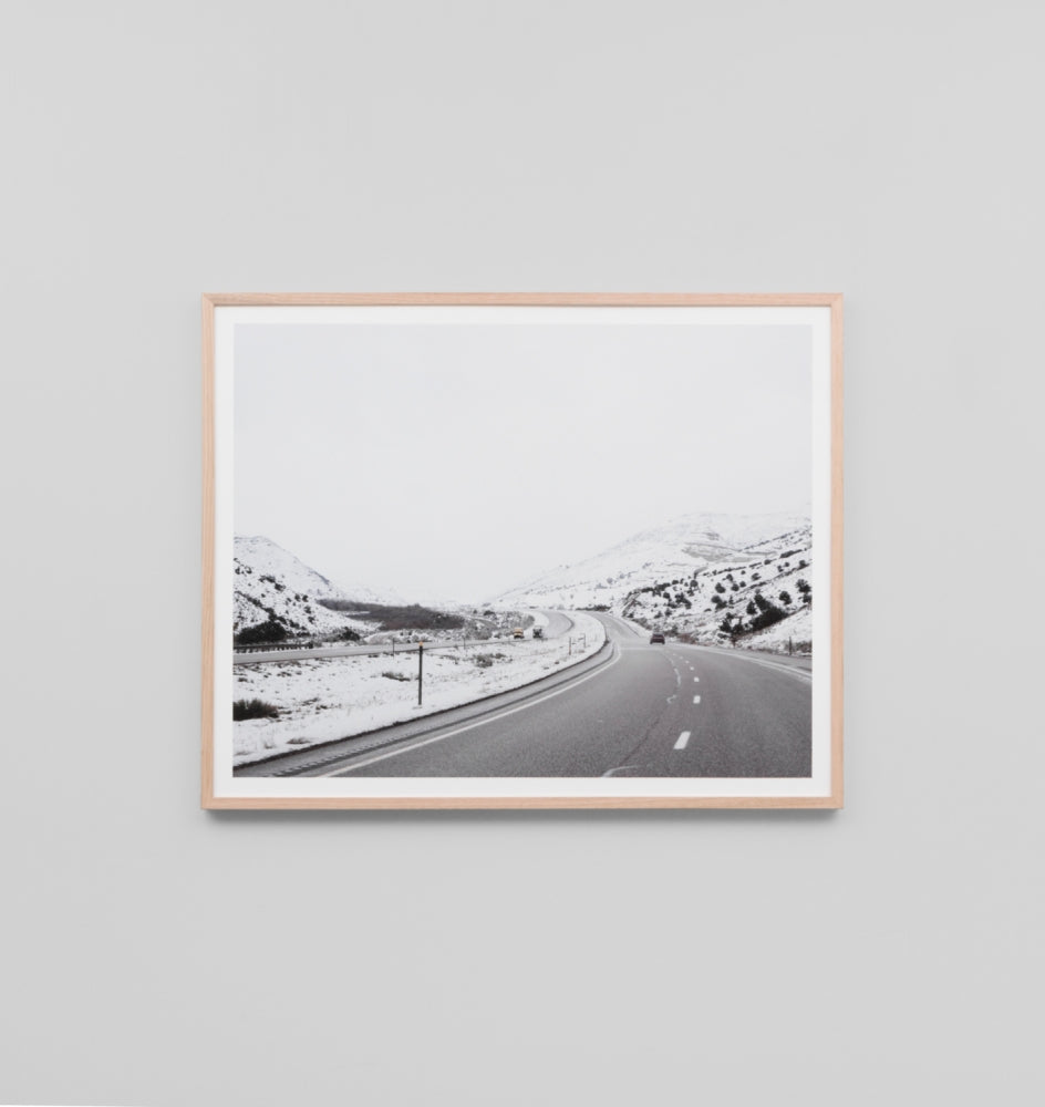 Middle of Nowhere Nevada Print (4545947009108)