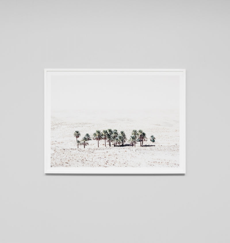 Middle of Nowhere Sahara Colour Print (4546161803348)