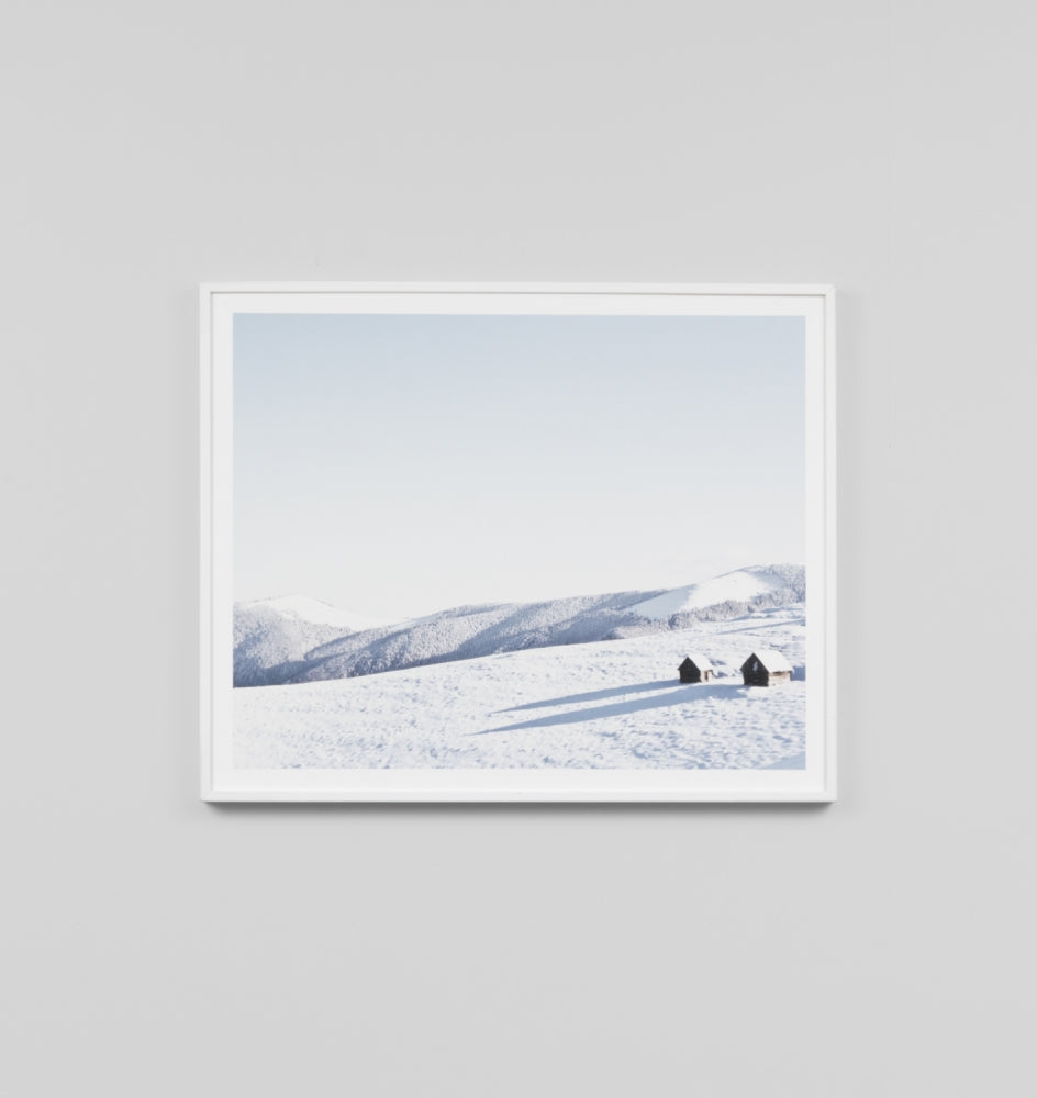 Middle of Nowhere Mountain Neighbours Print (4545943109716)