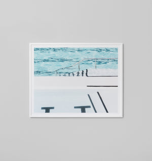Middle of Nowhere Ocean Baths Print (4545953267796)