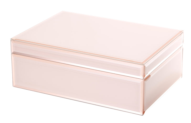 Florence Jewellery Box, Blush Large - PRE-ORDER FOR FEB 2020 DELIVERY