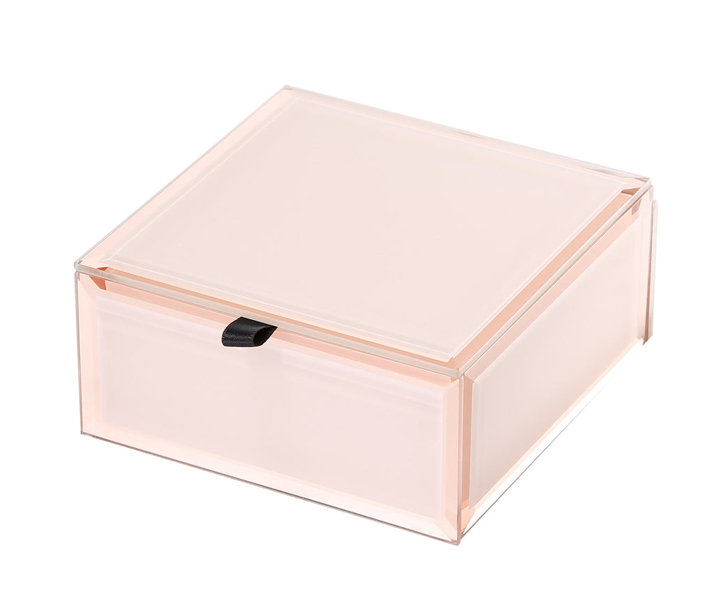 Florence Jewellery / Trinket Box, Blush Small PRE ORDER FOR A FEB 2020 DELIVERY