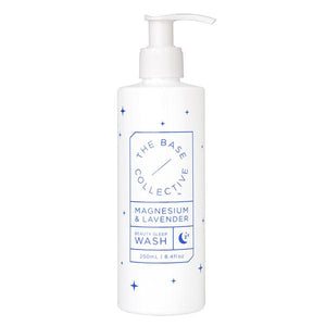 The Base Collective - Beauty Sleep Wash, Magnesium & Lavender (3641864257620)