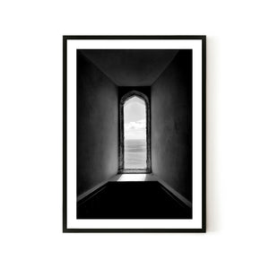 Arch Window Print - Various sizes (4562414403668)