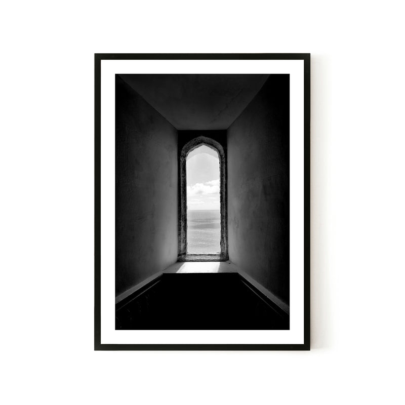 Arch Window Print - Various sizes