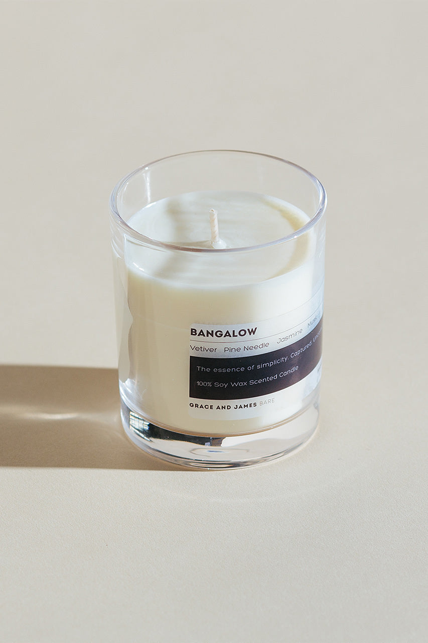 Grace and James - Bangalow Scented Candle