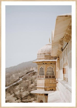 Chittorgarh Fort Print - Various sizes (3736069374036)