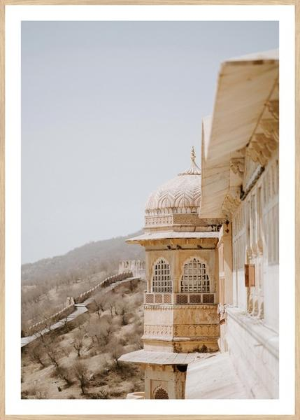 Chittorgarh Fort Print - Various sizes