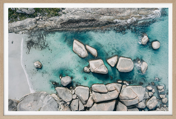 Donna Delaney - Elephant Rocks Print (various sizes)