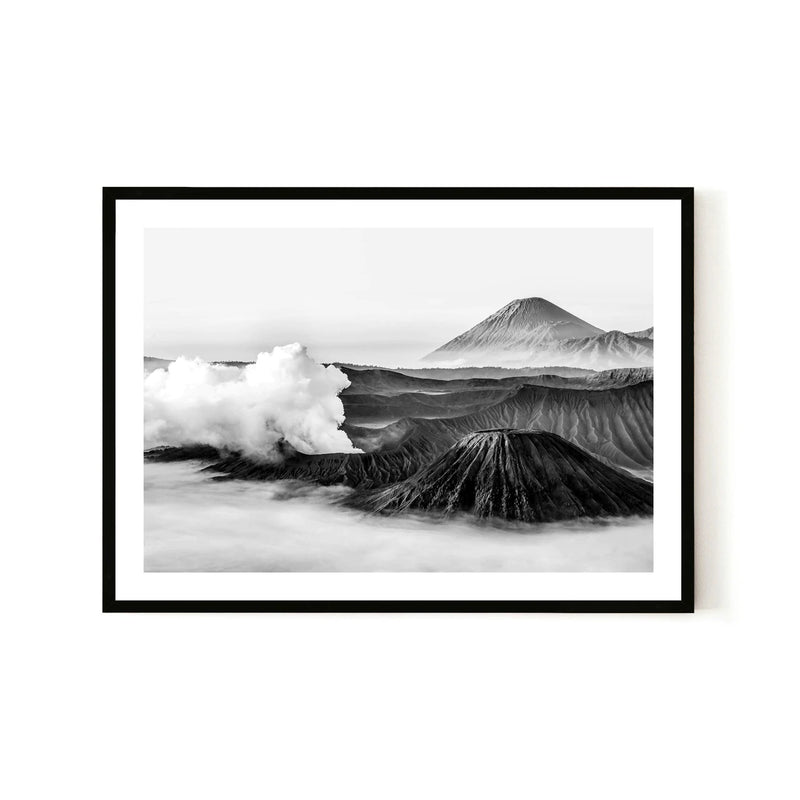 Mount Bromo Print - Various sizes (6033904926908)