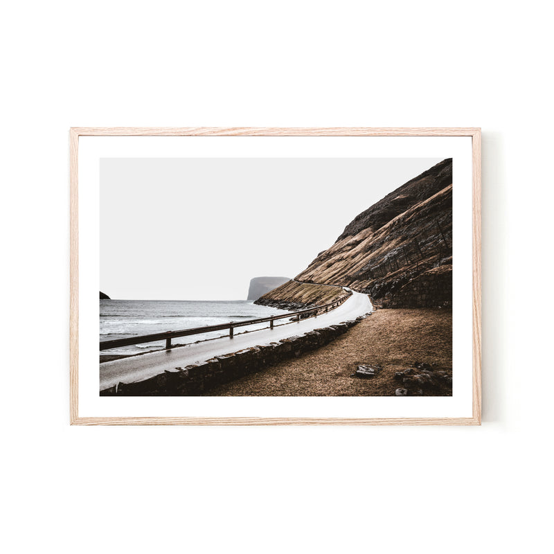 Norwegian Road Print - Various sizes