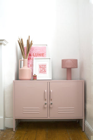 Mustard Made Locker - The Lowdown Blush