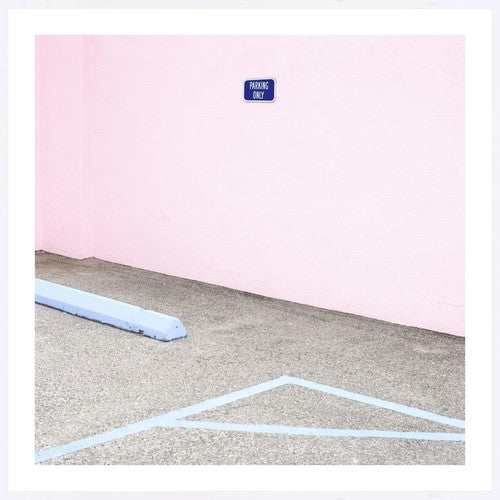 Parking Print (square) - Various sizes (3739955363924)