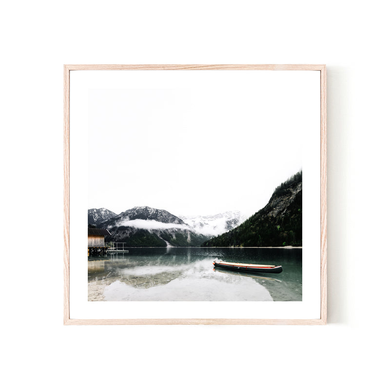 Plansee Lake Print - Various sizes
