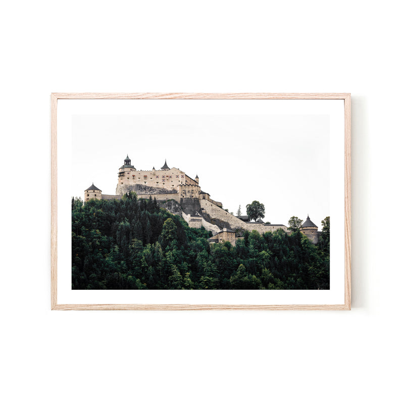 Salzach Valley Print - Various sizes