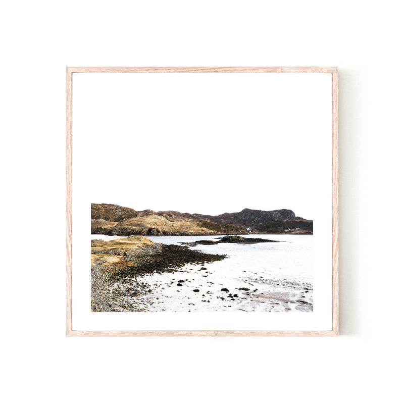 Scourie Scotland Print - Various sizes