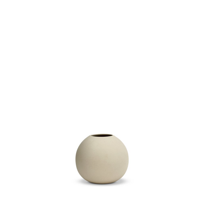 Marmoset Found Cloud Bubble Vase Small - Chalk White (4666114900052)