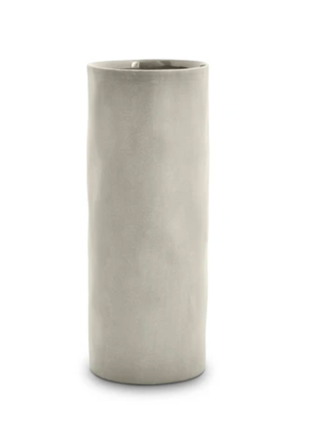 Marmoset Found Cloud Vase, XXL - Dove Grey (6138115162300)