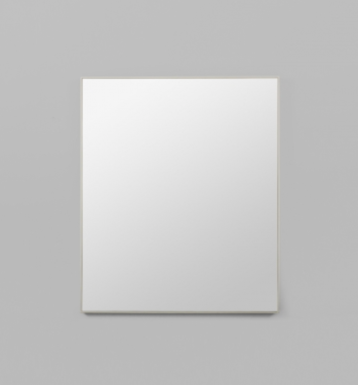 Middle of Nowhere Flynn Rectangle Mirror - Grey, 100 x 120cm - norsu interiors (9752453315)