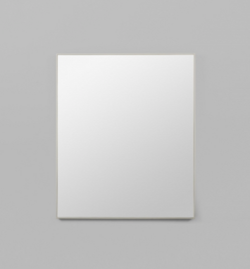 Middle of Nowhere Flynn Rectangle Mirror - Grey, 100 x 120cm