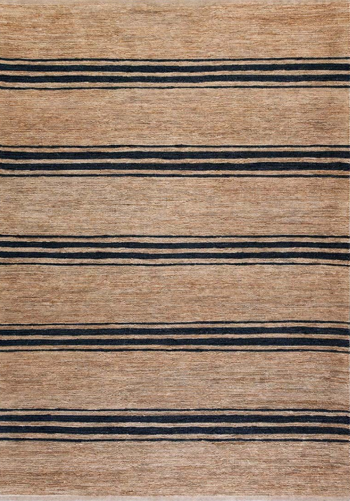 Armadillo&Co River Rug - Indigo Ticking Stripe
