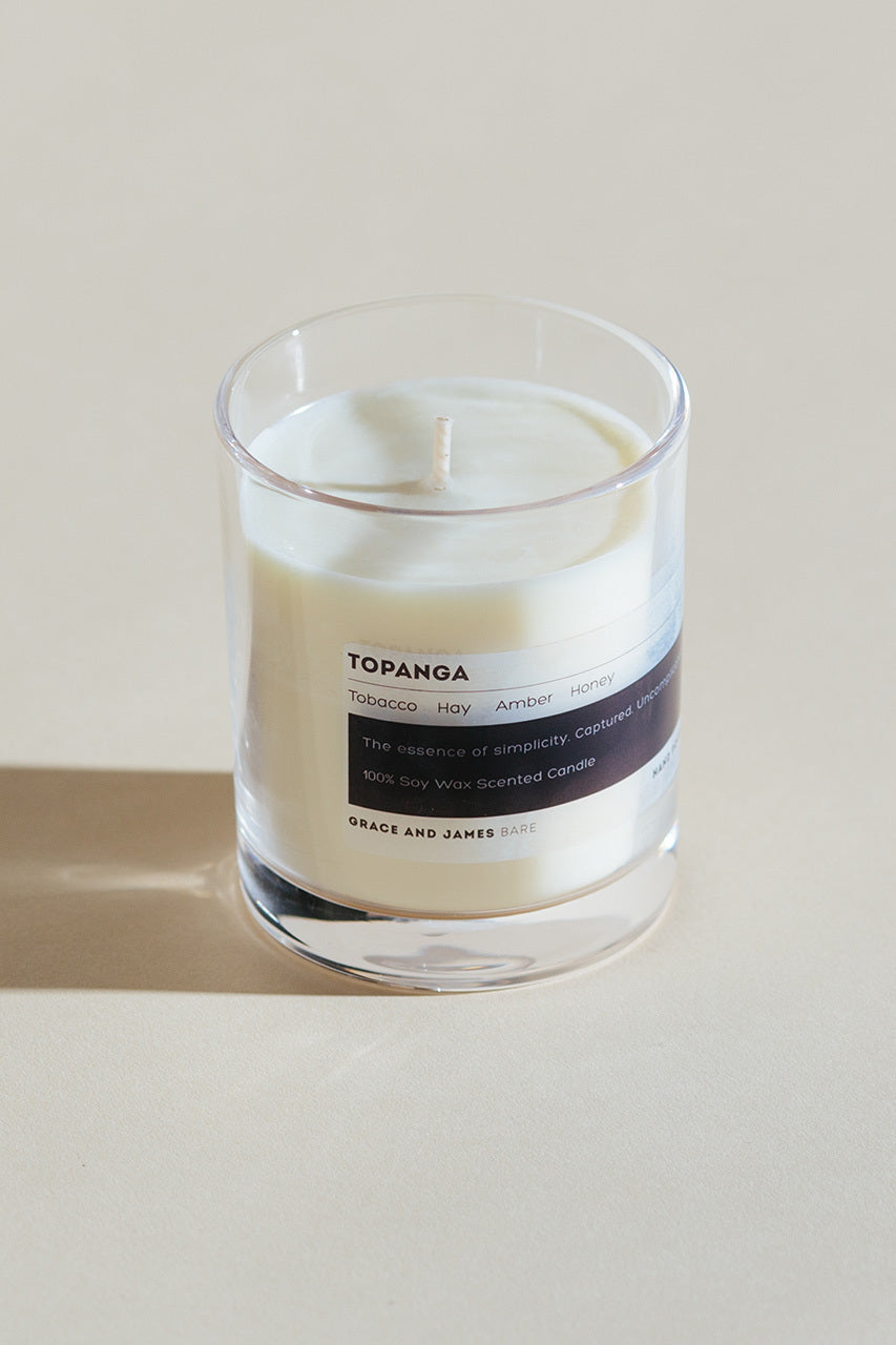 Grace and James - Topanga Scented Candle
