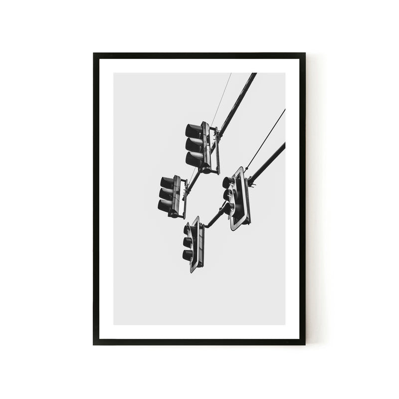 Traffic Control Print - Various sizes (4562426429524)
