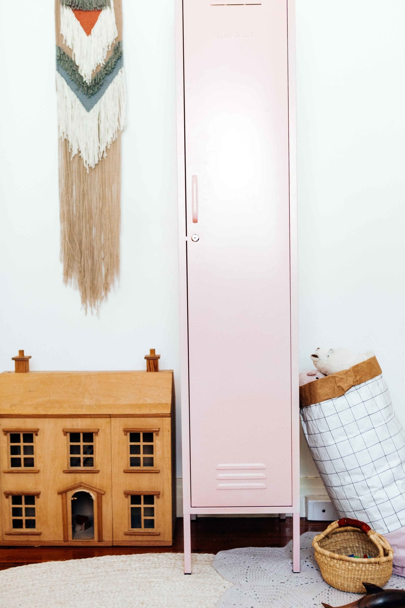 Mustard Made Locker - The Skinny Blush PRE ORDER - norsu interiors (752585179227)