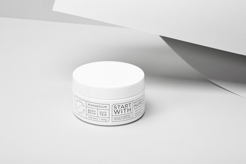 The Base Collective - Magnesium + White Tea Body Balm