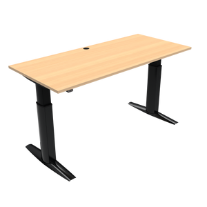 Conset 501-23 - Heavy Duty Desk