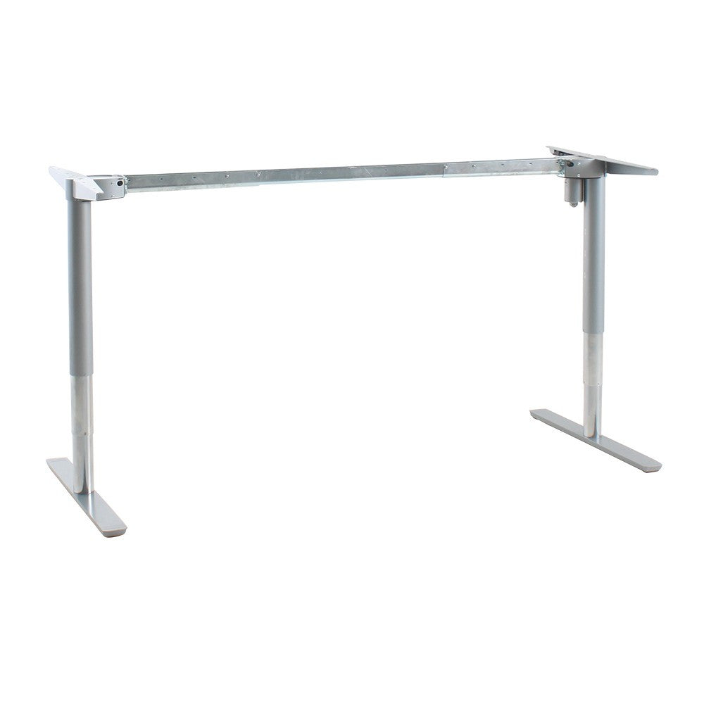 Conset 501-49 Flexible Width Desk Package with 100kg load rating
