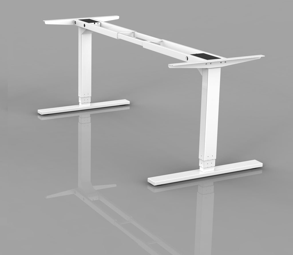 Vertilift Height Adjustable Desk Frame - Save up to 4 height positions