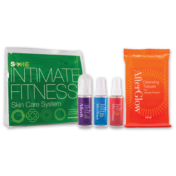 S+HE Intimate Fitness Skin Care System
