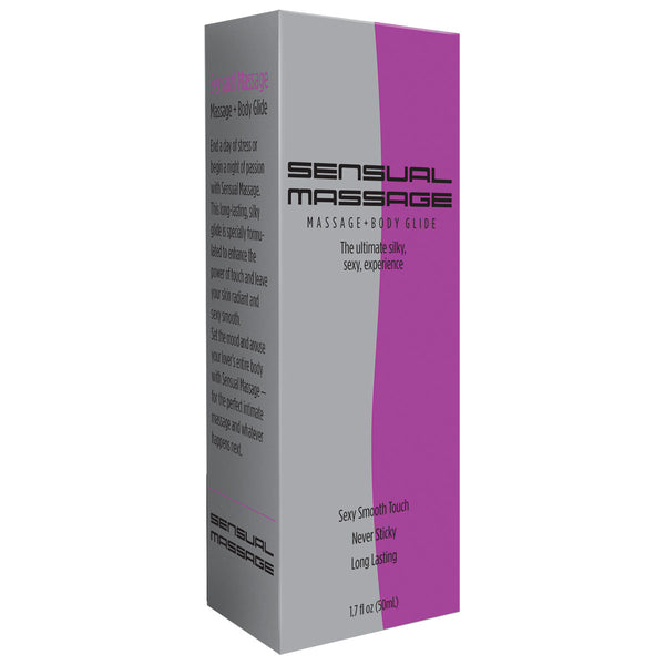 Sensual Massage 2 in 1 1.7oz