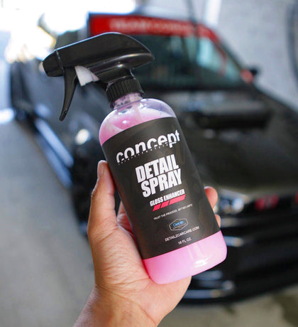 Concept Detail Spray