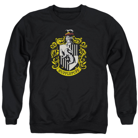 Harry Potter Hufflepuff Crest Sweatshirt