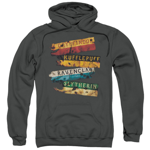 Harry Potter Houses Hoodie