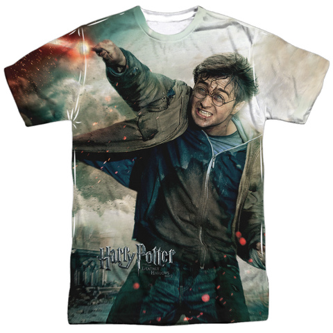 Harry Potter Harry vs Voldemort Shirt