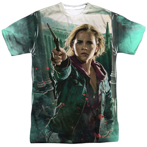 Harry Potter Hermione Final Battle Shirt