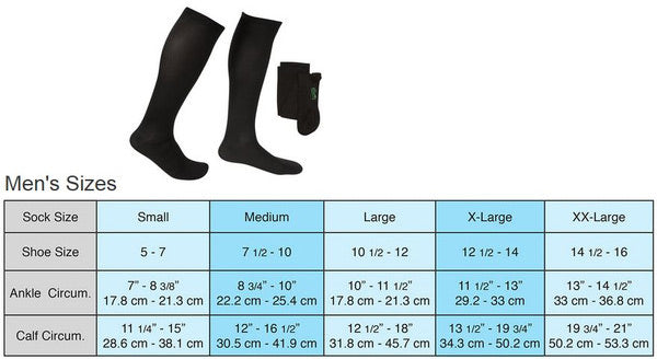 517302fcb9c Thigh High and Pantyhose Size Guide