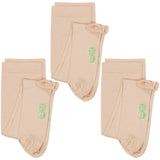 Evo Socks Women's Compression Socks 20-30 mmHg - Nude / Small / 3 Pair - Knee High - 11