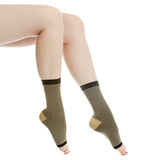 Evo Socks Unisex Copper Compression Ankle Sleeves -  - Ankle Sleeve - 4