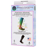Evo Socks Women's Thigh High Compression Stockings 15-20 mmHg -  - Thigh High - 5