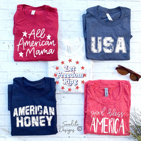 Patriotic Shirts Collection