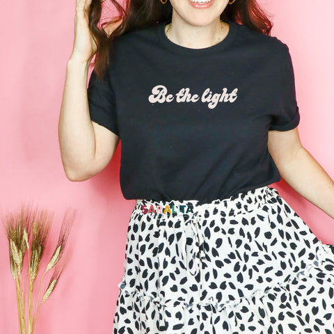Be the Light- Premium Tee