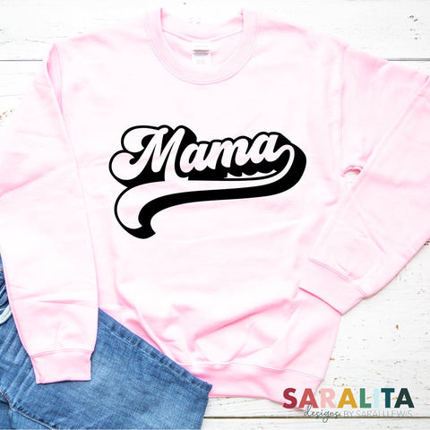 Mama Retro Sweater
