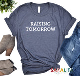 """Raising Tomorrow"" Premium Tee"