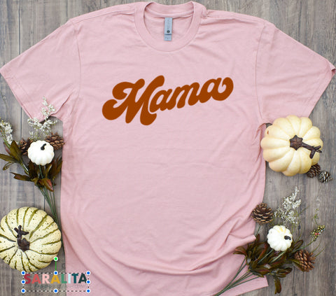 Mama Retro- Premium Tee - ***Limited Time Offer 50% off***